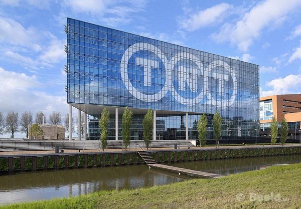 Edificio TNT a emissioni zero