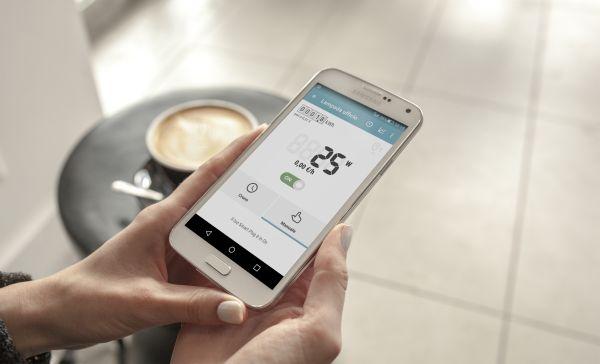 Riscaldamento elettrico smart Rialto Energy gestibile da remoto