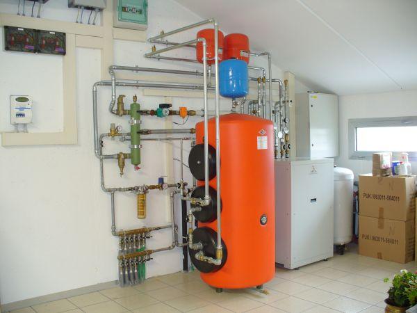 Pompe di calore funzionamento e tipologie - Scaldabagno con pompa di calore ...