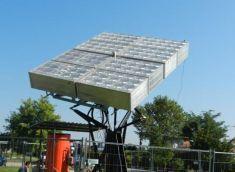 Il progetto Solarbuild: fotovoltaico a concentrazione per l�autonomia energetica dell�edificio