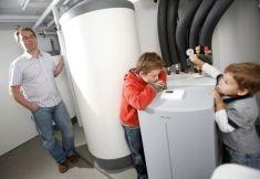 Pompe di calore: funzionamento e tipologie