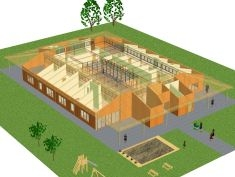 Edilizia scolastica: l'architettura bioecologica per la scuola