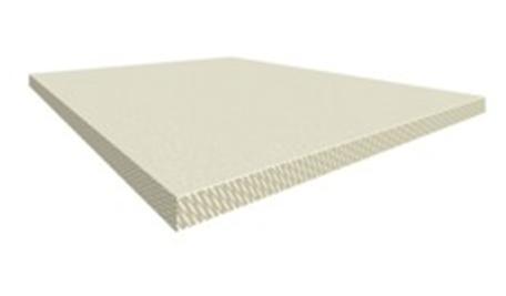 Gypsotech® externa lastra in cemento alleggerito rinforzato con
