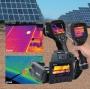 Termocamere Flir per l'ispezione dei pannelli fotovoltaici