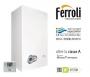 """BLUEHELIX Pro A+ System di Ferroli con scambiatore brevettato a """"doppia condensazione"""""""