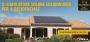 Simulatore di energia solarworl per il miglior impianto fotovoltaico