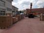 Impianto a biomasse KWB per riscaldare una scuola