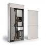 Massima efficienza energetica con il sistema ibrido a incasso PIGMA HYBRID FLEX IN LINK di Chaffoteaux