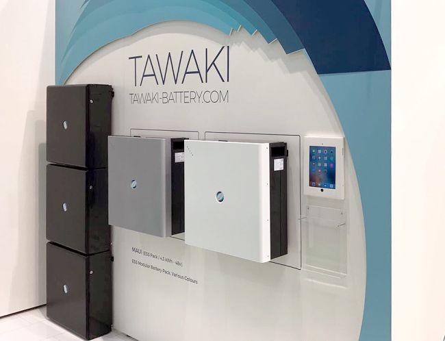 Maui, sistema storage per il residenziale