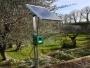 Escape Plus Fotovoltaico off-grid per proteggere le grandi superfici agricole
