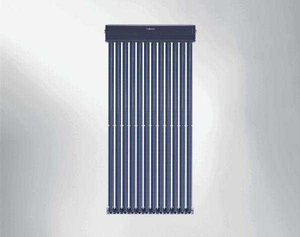 Pannello Solare Termico Viessmann : Nuovo pannello solare termico sottovuoto ad alta efficienza