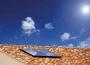 Alta efficienza e pellicola protettiva per il collettore solare di Baxi