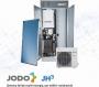 Sistema ibrido multi energia Atag Jodo JH3 per il residenziale