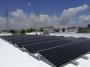 La crescita di Sun Ballast: il supporto per moduli fotovoltaici su copertura piana connect 10° posa verticale