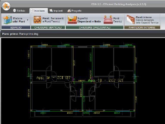 Eba 2 0 software per progettare e certificare edifici ad for Software per progettare