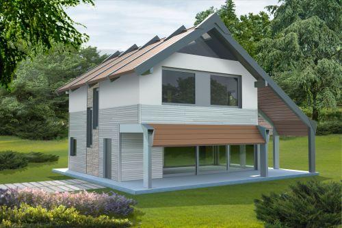 giugiaro design firma le nuove case prefabbricate di wood