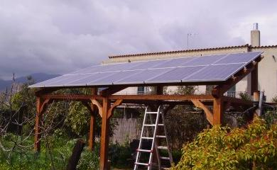 Non necessario il permesso di costruire per pannelli for Pannelli solari immagini
