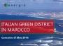 Efficienza energetica e rinnovabili in Marocco, al via il concorso