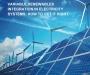 Sempre più vicina l'integrazione delle rinnovabili nei sistemi di energia