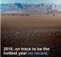 2016 anno più caldo di sempre