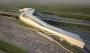 La grande architettura ferroviaria di Afragola, sostenibile e sinuosa