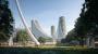 Peninsula Place primo progetto in Inghilterra di Santiago Calatrava