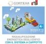Un webinar Cortexa sulla riqualificazione energetica degli edifici