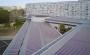 Realizzato in Francia il più grande tetto fotovoltaico organico