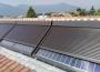 Protezione automatica pannelli solari termici - solare termico HE ad alta efficienza
