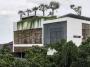 La casa green di Jakarta che mantiene fresca la temperatura interna