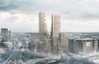 Il complesso sostenibile Nacka Port in Svezia progettato per generare nuova vita urbana