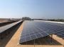 Acqua per Gaza: completato il più grande campo fotovoltaico della Striscia