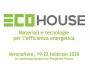 EcoHouse, la manifestazione per l'efficienza energetica
