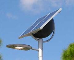 Nuovi lampioni led e fotovoltaici a roma