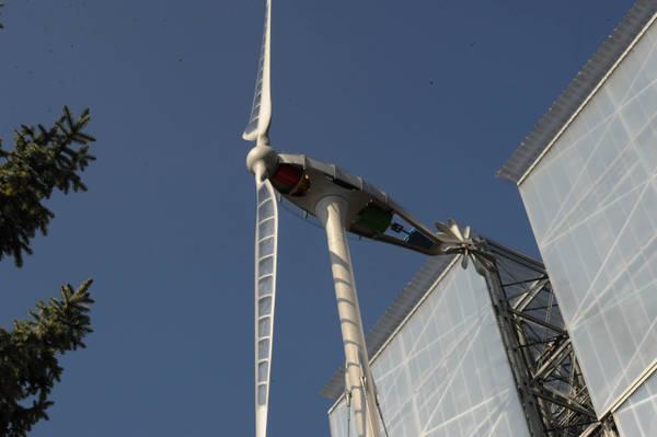 Renzo piano firma un 39 innovativa pala minieolica - Porta i tuoi amici in wind quanto dura ...