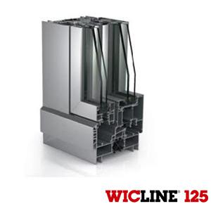 Wicline 125 finestra doppia ad elevato isolamento acustico - Doppia finestra per isolamento acustico ...