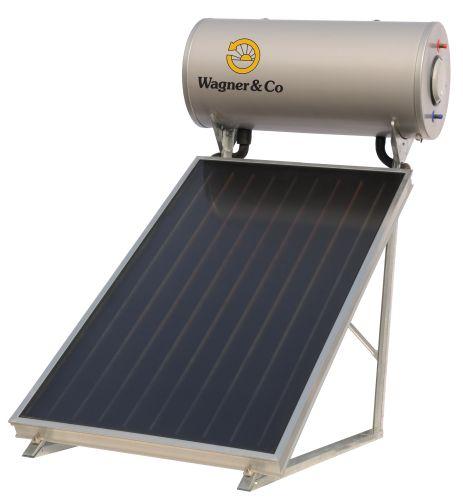 Pannello Solare Acqua Sanitaria : Secuterm kit solare per acqua calda sanitaria