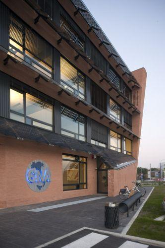 Piante Da Ingresso Condominio : Nuova sede cna di faenza