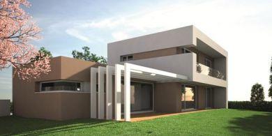 Edificio residenziale unifamiliare - Ricircolo aria casa ...
