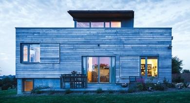 Stackyard House