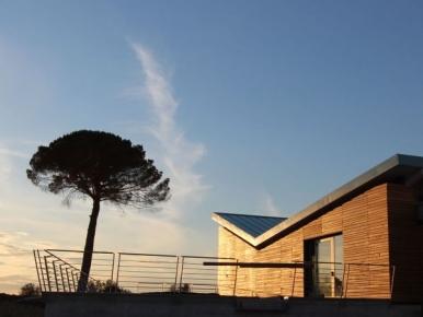Cantina Fiorentino, un progetto di bio-architettura in legno