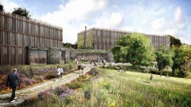 Eden Hotel in Cornovaglia, una struttura ricettiva eco sostenibile