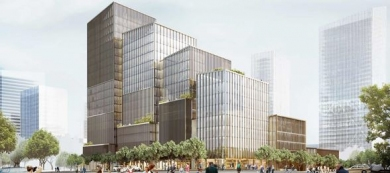 Etobicoke Civic Centre, struttura aperta e sostenibile in via di realizzazione a Toronto