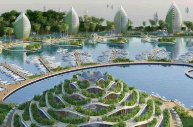 Nautilus eco-resort, zero emissioni zero, zero rifiuti, zero povertà