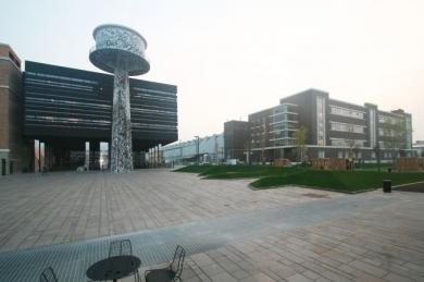 NOI Techpark, polo tecnologico dell'Alto Adige