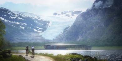 Svart, Un hotel green tra i fiordi norvegesi