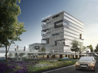 A Oslo nasce un Campus eco-sostenibile del Norwegian Geotechnical Institute