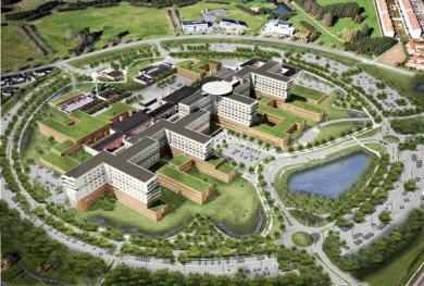 Politecnica progetta un ospedale in Danimarca