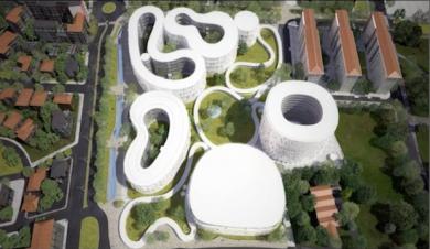Nuovo campus per l'Università Bocconi a Milano