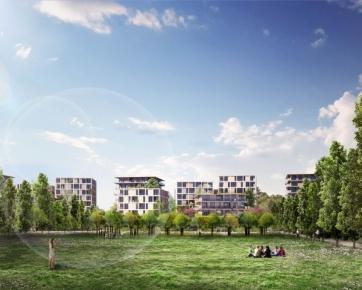 Nuovo progetto a Milano, case e parco nell'ex cava
